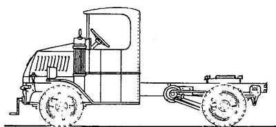 Ho/hon3 Wiseman Model Services Ot5144 Mack Ac Semi Tractor Truck Kit