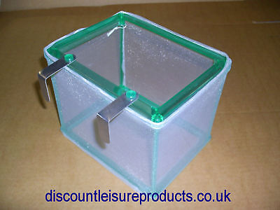 Aquarium Fish Breeding Tank/Fry Net Trap Hatchery