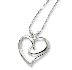 Fashion-Jewelry-Silver-The-Hugging-Heart-Pendant