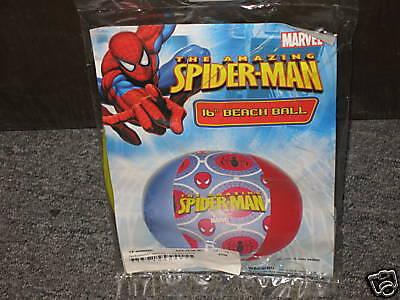 Spiderman 16 Beach Ball Swim Children Movie
