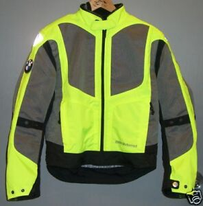 New-BMW-Motorcycle-AirShell-Jacket-Unisex-Medium-Brand-New-With-Tags
