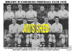 BOLTON-WANDERERS-F-C-TEAM-PRINT-1956-LOFTHOUSE-BALL