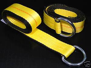 lasso strap wrecker car hauler truck tow dolly tire wheel tie  straps