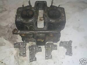 FRONT-CYLINDER-HEAD-1985-SABRE-HONDA-VF700S-VF-700-85