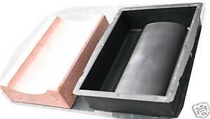 rinnenschalung 6 cm nr 297 steine selber machen ebay. Black Bedroom Furniture Sets. Home Design Ideas