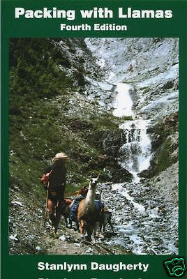 Lot-of-6-New-Llama-Books-Training-Packing-Caring