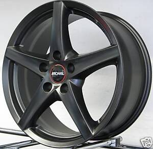 4 Alufelgen T4 Sharan Passat Touran Golf 5 Golf 6 Golf 7Jetta Caddy R41 15