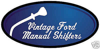 Vintage Ford Manual Shifters Ebay Stores