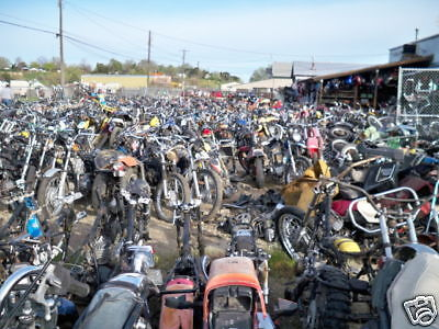 Boise vintage cycle ebay stores for Yamaha salvage yards