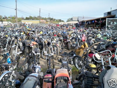 Boise vintage cycle ebay stores for Motor cycle junk yard