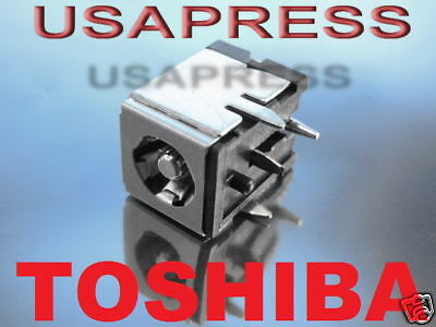 Toshiba Dc Power Jack 4 Satellite A70 A75 A79 M30x M35x