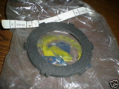 NOS Peugeot Clutch Plate Lining 42012