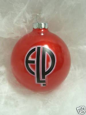 Emerson Lake & Palmer Ornament year 1997 Limited Edition Ornament ELP NEW