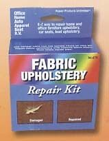 fabric upholstery repair kit fix cigarette burns car seats carpet couch sofa ebay. Black Bedroom Furniture Sets. Home Design Ideas