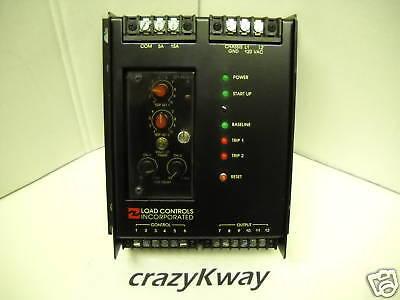 Load Controls Model Pcr-1810 Motor Load Control New In Box