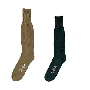 Rothco 4564 / 4565 G.i. Type Cushion Sole Socks - Pair Size Sm To Xl Avail