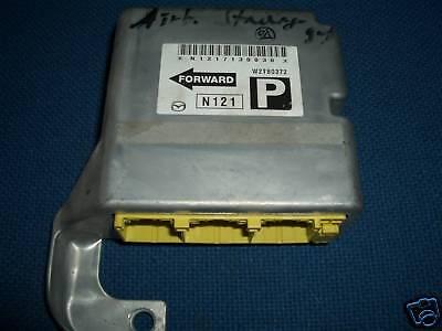 Airbagsteuergerät   Airbag  NC MK2  N121 P  W2T80372