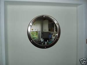 t rbullauge edelstahl 38 5cm rund f r zimmert r bullauge k chent r rundfenster ebay. Black Bedroom Furniture Sets. Home Design Ideas