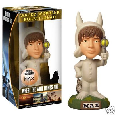 Funko Wacky Wobbler Where The Wild Things Are Max
