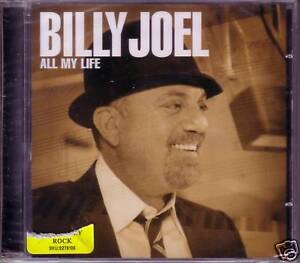 BILLY JOEL All MY Life BEST BUY CD w/ RARE LIVE SEALED