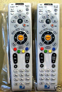 Lot-Of-2-DIRECTV-RC65-Universal-Remote-Control-Direct-TV-RC-65-New
