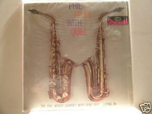 PHIL-WOODS-Talks-With-GENE-QUILL-180-gram-NEW-LP