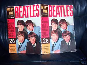 THE-BEATLES-ORIGINAL-1963-MEET-THE-BEATLES-FORWARD-Tony-Barrow-FAB