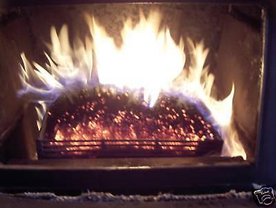 Wood Pellet Basket Insert for Fireplaces Wood Stoves   eBay