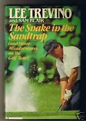 Lee Trevino Book