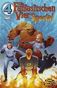 DIE FANTASTISCHEN VIER SPECIAL deutsch COMIC ACTION (US Fantastic Four 55,57-59)