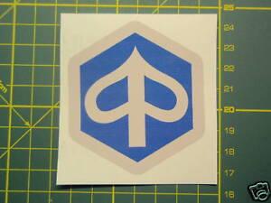 VESPA-PIAGGIO-SHIELD-CREST-LOGO-Sticker-GS-PX-GL-GT-LML