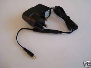 Logik-LPD1001-12V-Portable-DVD-Mains-Charger-AC-Adapter