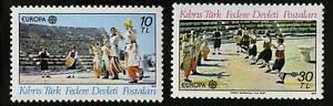 Turkish-Repulic-Cyprus-1981-Scott-98-99-MNH-Set