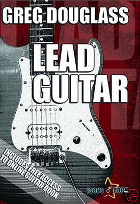 Learn How To Play Electric Lead Guitar Solo Lessons Easy For Beginner NEW DVD on Rummage