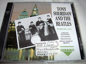 TONY-SHERIDAN-BEATLES-HAMBURG-1961-NEW-SEALED-EEC-CD