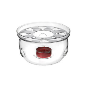 Clear-Glass-Tealight-Teapot-Warmer-FH-202B