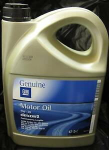 What Is Dexos Oil >> VAUXHALL 5W30 DEXOS 2 FULLY SYNTHETIC OIL LONG LIFE 1 x 5 LITRES   eBay
