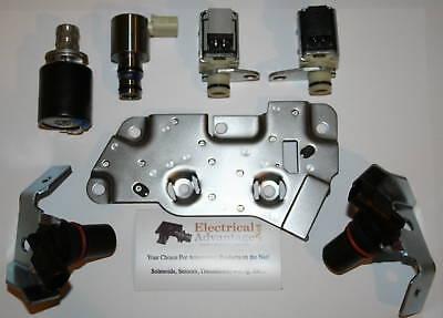 Gm 4L80E Transmission Master Solenoid Kit W/ Speed Sensor 7 Pc Set 4L80-E NEW !!
