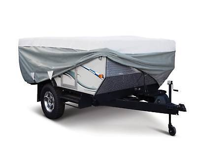 Pop Up Folding Camper Tent Trailer Storage Cover 14-16'