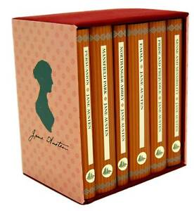 Jane Austen Collectors Library Books Box Set RRP£39.99
