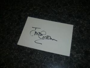 The-BILL-original-hand-signed-card-TRUDIE-GOODWIN