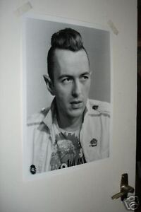 THE-CLASH-JOE-STRUMMER-B-W-NEW-POSTER-Face