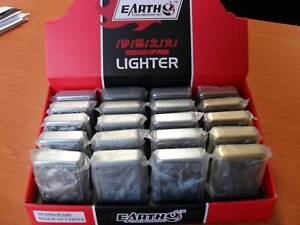 OIL LIGHTERS WHOLESALE DISPLAY GOOD OPPORTUNITY