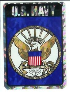 United-States-Navy-Military-Sticker-Decal-Rare