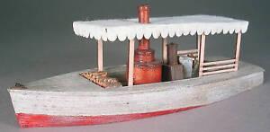 buen precio 34' lanzamiento de vapor HO HO HO línea de flotación casco modelo del FerroCocheril Barco Sin Pintar Resina Kit FR101  Compra calidad 100% autentica