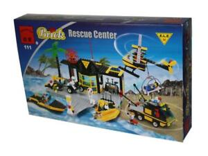 Lego Brick 111 Centre de secours rescue center (Neuf)