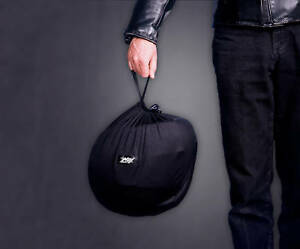NOJ-Black-Helmet-Bag-Lightweight-Compact-MADE-IN-THE-USA