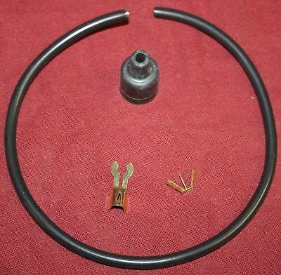 Maytag Gas Engine Motor Model 92 Spark Plug Wire & Ends