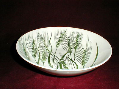 Homer Laughlin AMERICANA Green Wheat Round Vegetable Bowl on Rummage