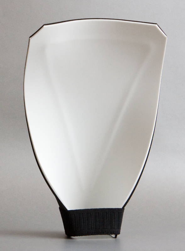PRO flash reflector diffuser. Fits Canon Nikon Yongnuo, Nissin, Metz, Sigma, etc